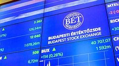 Bármi megtörténhet ma a budapesti tőzsdén