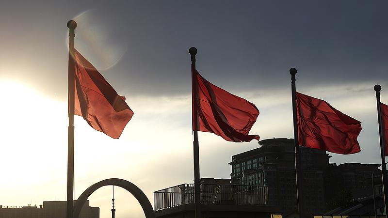 Természeti csapás érte Kínát - halottak is vannak (frissített)