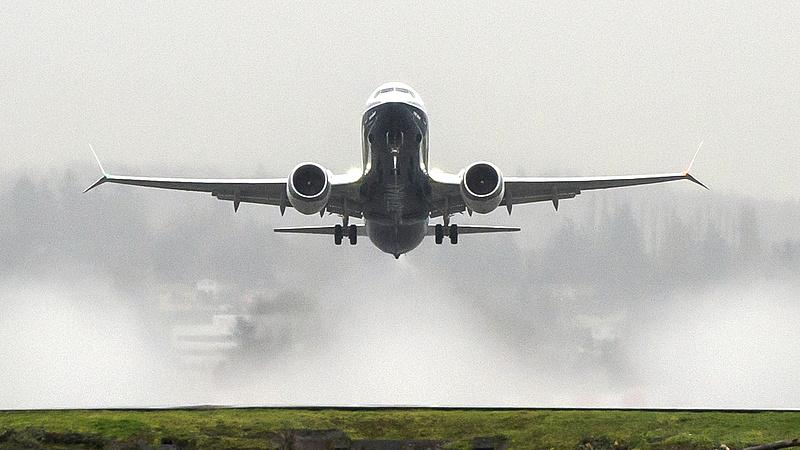 Gigantikus veszteséget termelt a Boeing az első félévben