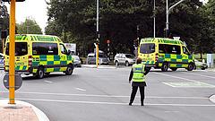 Terrortámadást követtek el új-zélandi mecsetek ellen