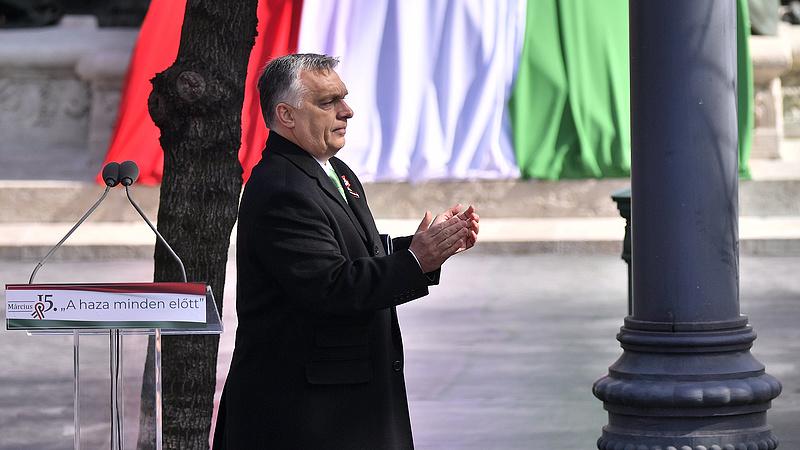 """Orbán: """"nem lesz Európa az európaiaké, egy liberális európai birodalomban"""""""