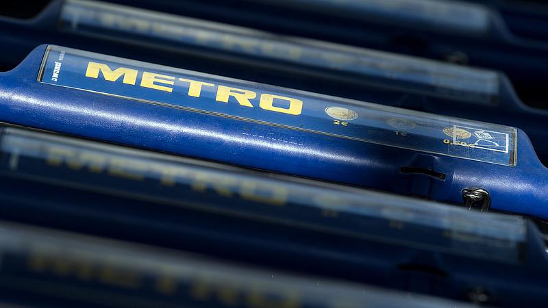 Kétórás figyelmeztető sztrájk volt az egyik Metro-áruházban