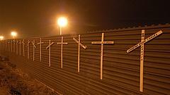 Fal helyett energiaövezetet építenének az amerikai-mexikói határon