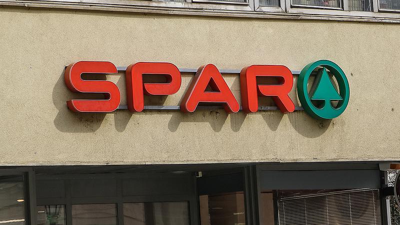 Nagy dobással állt elő a Spar - erre készültek már évek óta