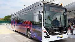 Csaknam 3 milliárdért kap új buszokat a Volánbusz