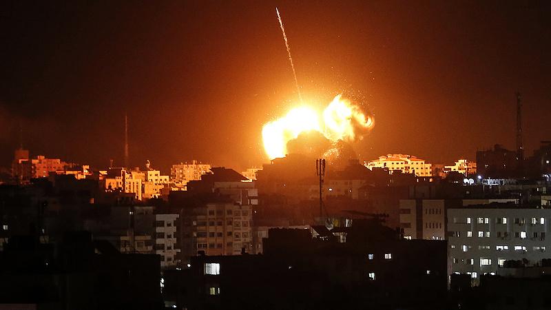 Gázai konfliktus: az izraeli hadsereg egyelőre nem foglalkozik a tűzszünettel