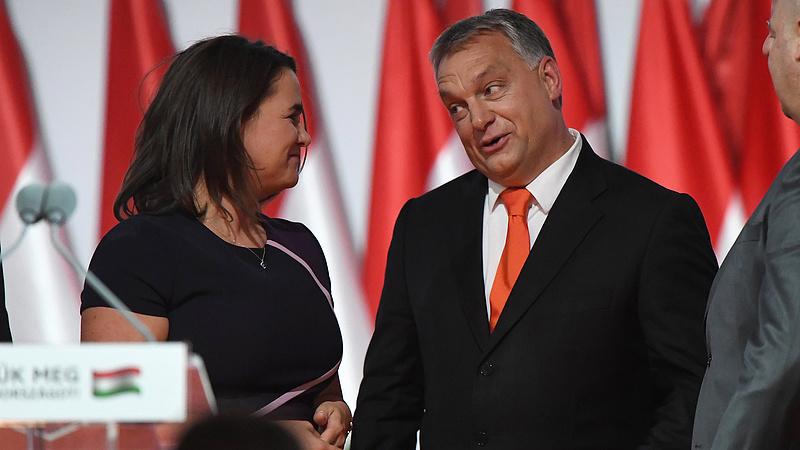 Novák Katalin üzent Manfred Webernek