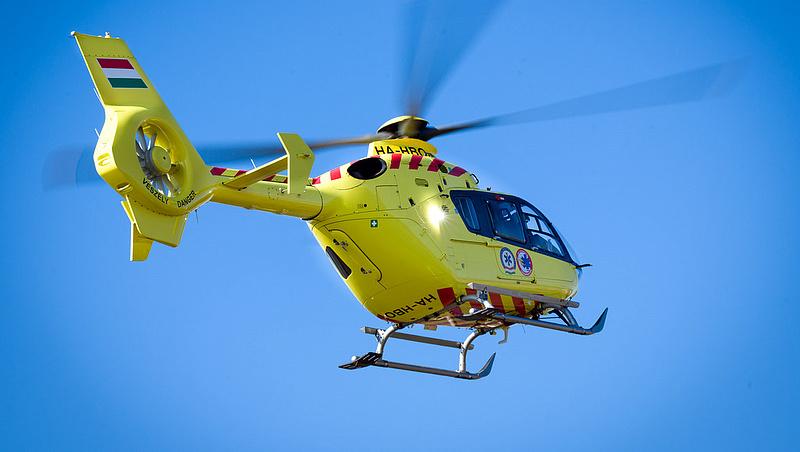 Januártól a rendőrség vette át a mentőhelikoptereket
