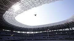 Már szerkezetkész az új Puskás stadion - nézze meg a képeket!