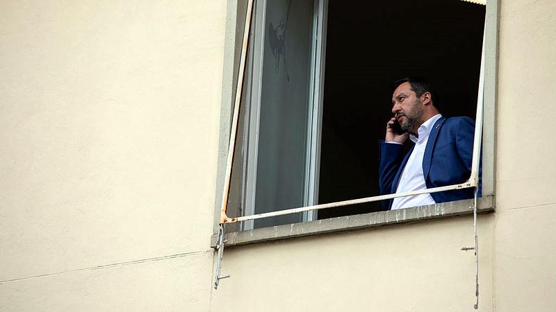 Megalakult Salvini pártszövetsége - egyelőre a Fidesz nélkül