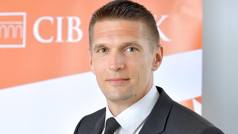 Új vezető a CIB Bank kkv-üzletágának élén