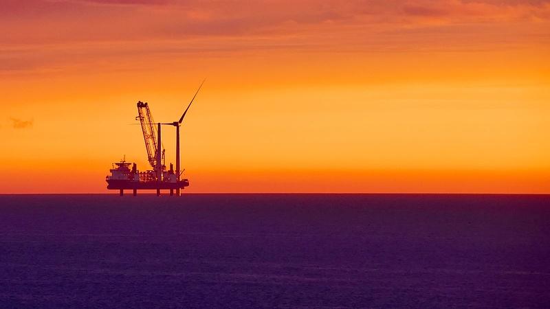 Felpörög a világ legnagyobb szélerőműve