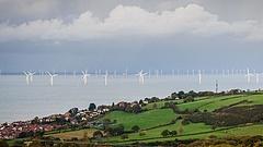 Kétszer annyi szélenergiát termelt Skócia, mint amekkora a fogyasztása