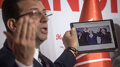 Megszólalt Erdogan a nagy isztambuli vereségről