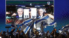 Exit poll: szoros eredmény, de Netanjahu pártja áll jobban