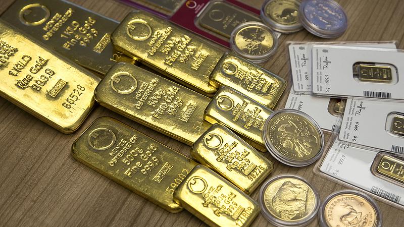 Megint kitört az aranyláz