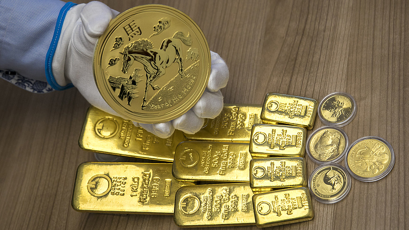 Nagyot változhat az arany ára