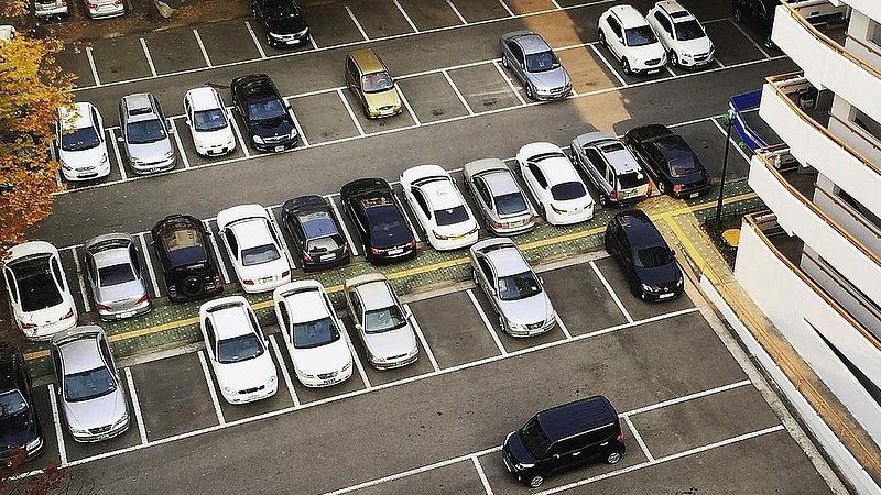 Többszáz P+R parkoló lesz Békásmegyeren