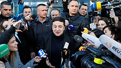 Csőre töltöttek az ukrán elnökjelöltek