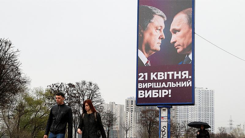 Tovább pofozza egymást Ukrajna és Oroszország