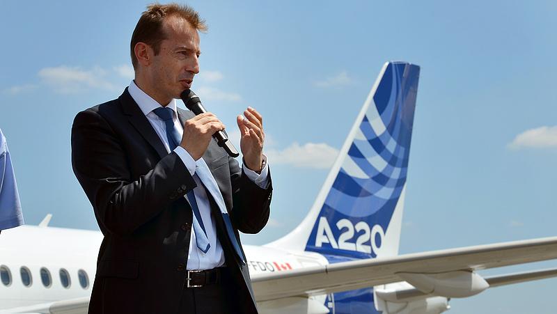 Vezércsere történt az Airbusnál