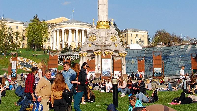 Ukrajna: így áll most a szavazás