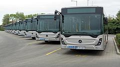 Vidéken 50 új magyar Mercedes busz állhat forgalomba