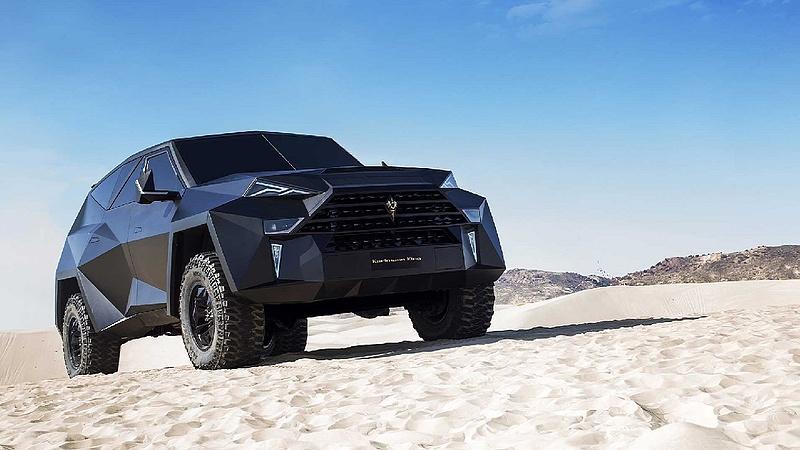 Így néz a világ legdrágább SUV-ja