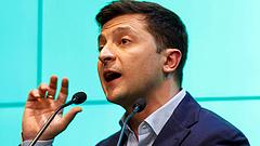 Kiütéses győzelem az ukrán elnökválasztáson
