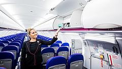 A Wizz Air újabb járatát ritkítja a járvány miatt