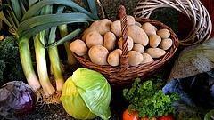 Mit tett a zöldségekkel az időjárás?