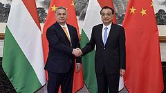 Orbán szerint Kína nyomulása a magyar nemzet érdeke is