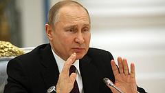 Putyin megkapta a második oltást, titok, hogy melyiket
