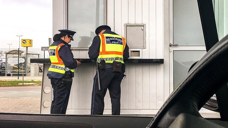 Közútiellenőrzés-sorozatba kezd a rendőrség hétfőtől
