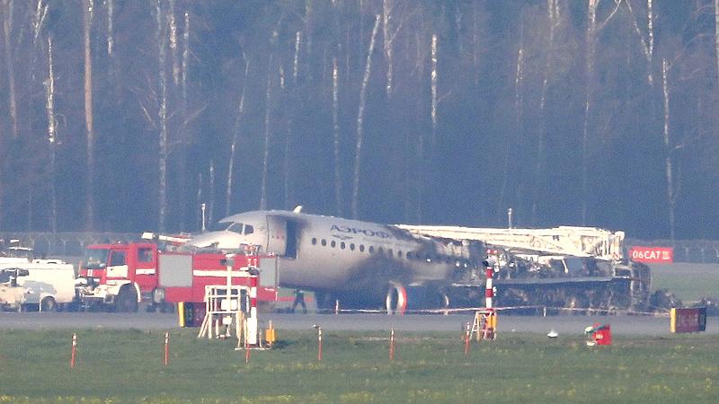 Repülőszerencsétlenség - 41-en haltak meg a moszkvai katasztrófában