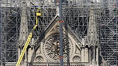 Elfogadták a törvényt a Notre-Dame helyreállításáról