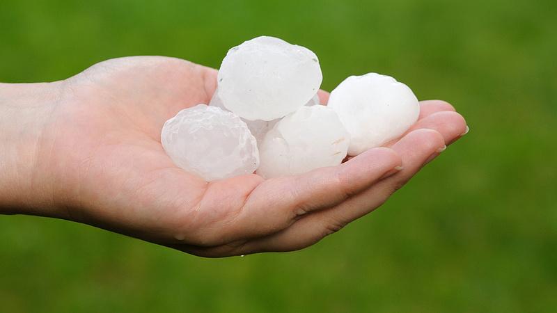 Agresszív időjárási modell ígér hatalmas jégesőket