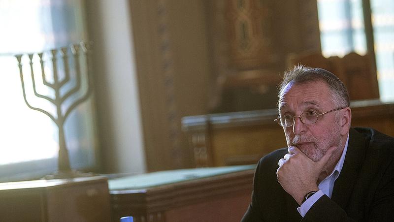 Újra Heisler Andrást választották a Mazsihisz elnökévé