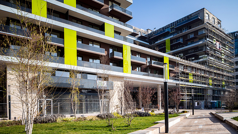 Egy biztos a fővárosban: az új lakások kitartóan drágulnak