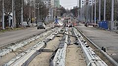 Folytatódhat az átépítés a 4-6-os villamos vonalán