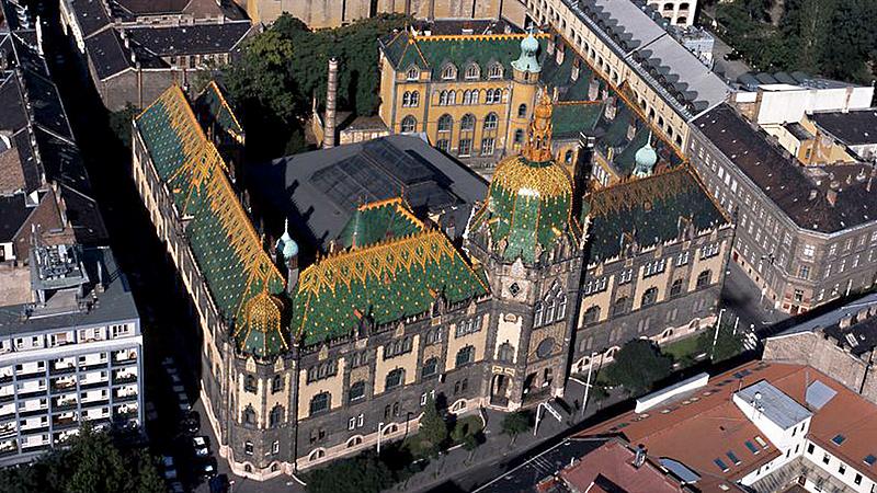 Kezdődhet az Iparművészeti Múzeum felújítása