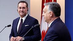 Orbán Viktort is megkérdezték Strache lemondásáról