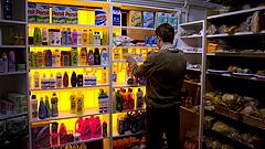 Évtizedes csúcson a német fogyasztás