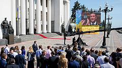 Oroszország elégedett egy kijevi lépéssel