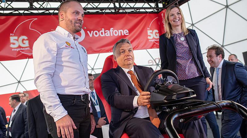 Nagyot lépett a Vodafone az 5G felé