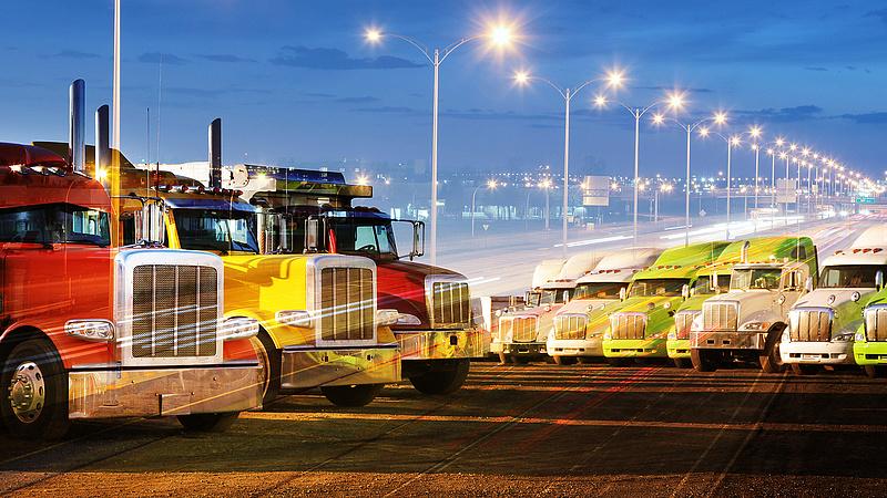 Nagy-Britannia külföldi kamionsofőröket hív az országba