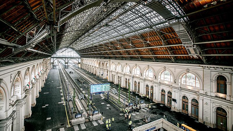 Fejlesztik a vasutat a Keleti és Kőbánya felső között