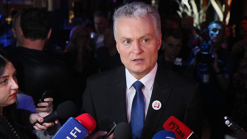 Litvániában meglepetés ember lett az elnök