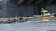 Hajókatasztrófa: nonstop a keresés