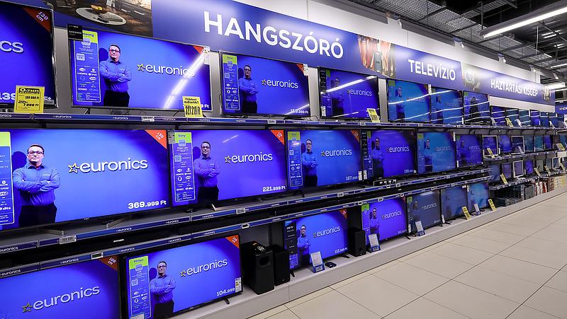 Szétkapták a vásárlók az egyik műszaki áruház webshopját